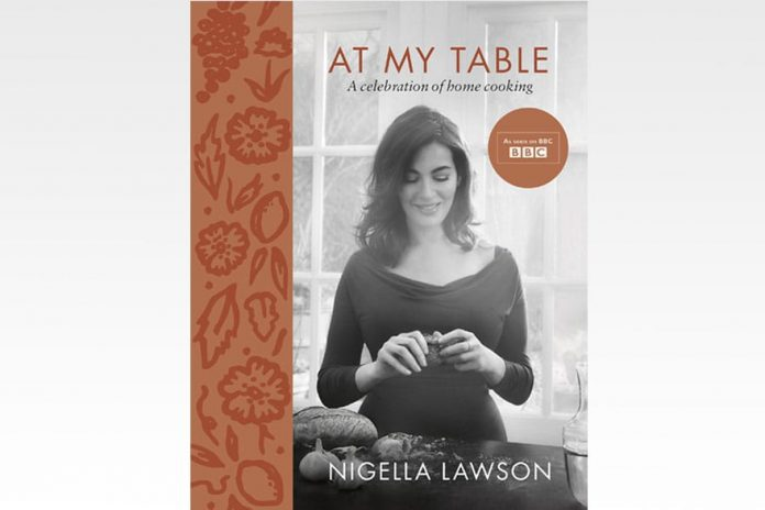 Nigella Lawson At My Table - A Celebration Of Home Cooking