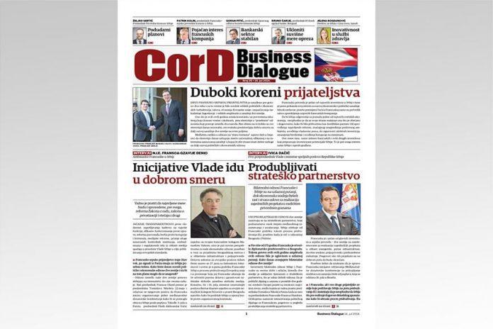France Business Dialogue 2014