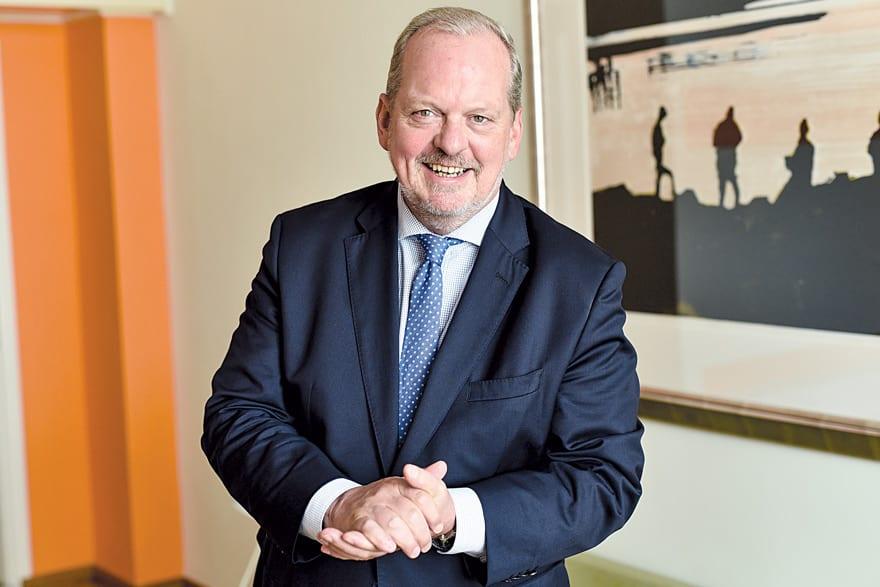 Hendrik Henk van den Dool Dutch Ambassador