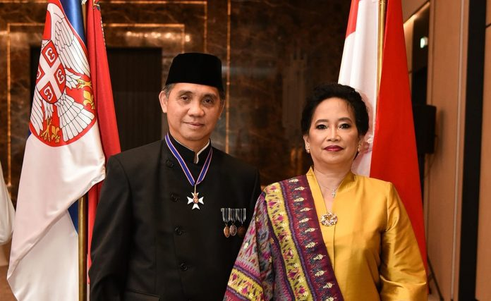 73rd Indonesia Independence Day Harry Kandou