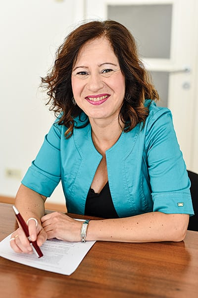 Ana Tozzi, FIC Executive Director -