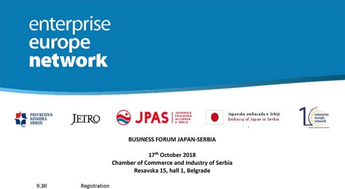 Japan-Serbia Business Forum