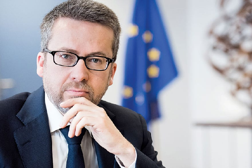 Carlos Moedas European Commissioner for Research Science and Innovation