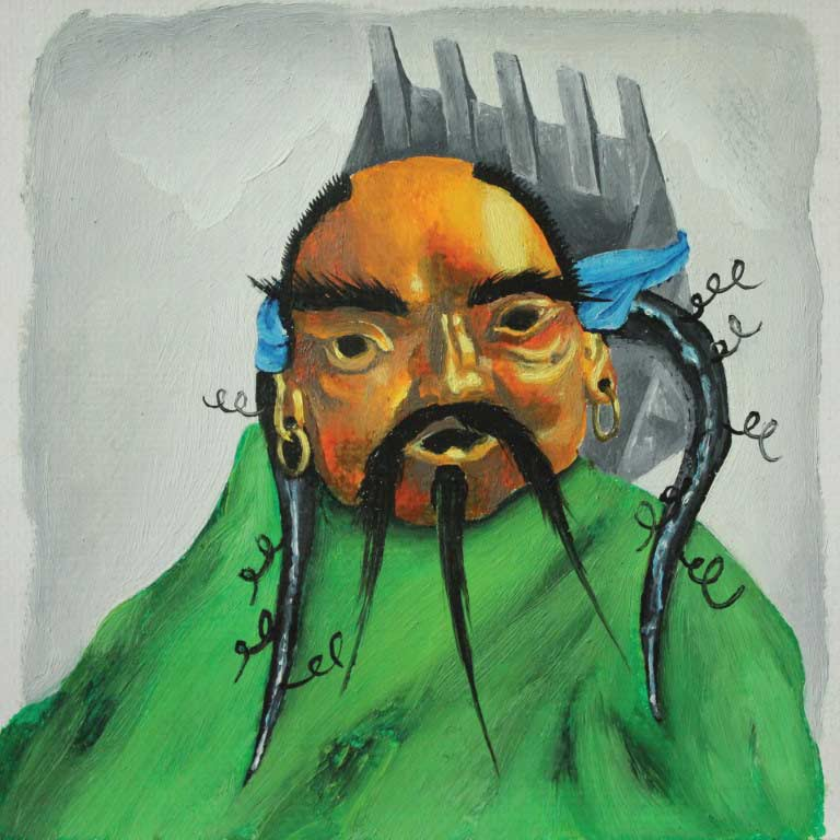Contemporary Art Of Mongoli