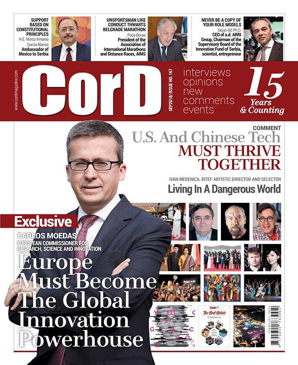 Cord Magazine 167