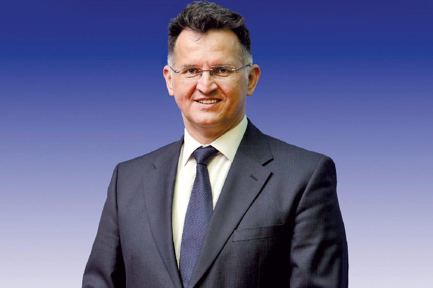 Dimitrije Knjeginjić, Vice President of The Foreign Investors Council And Ceo Of Lafarge Serbia