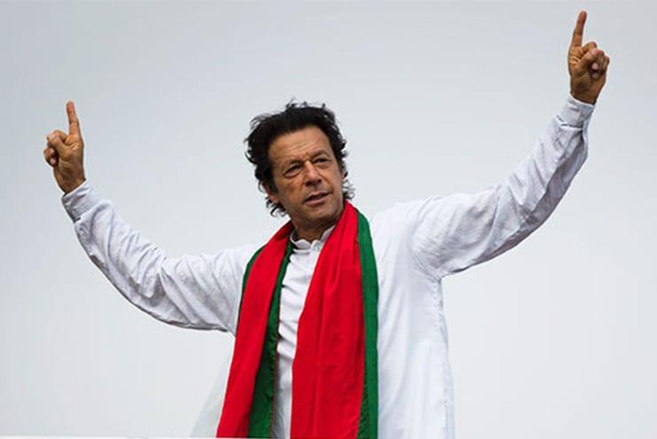 Imran Khan Niazi, Pakistan's Prime Minister