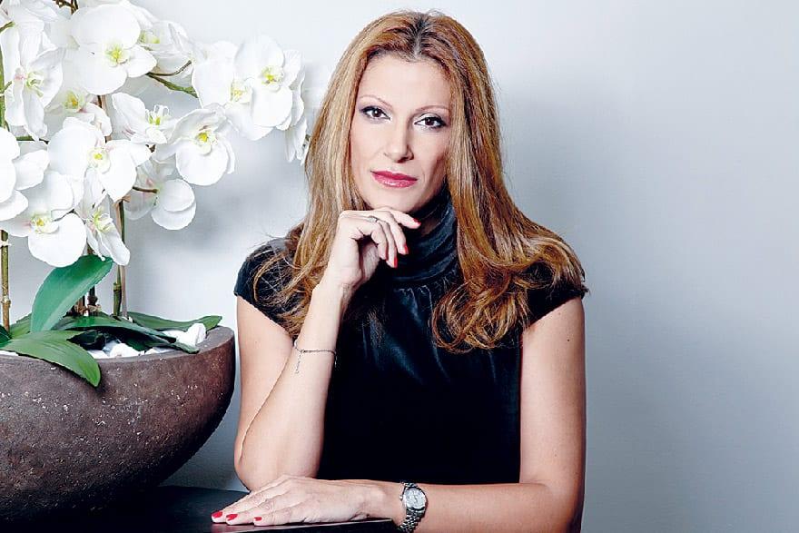 Jelena Galic, AIK Bank CEO