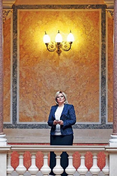 Jorgovanka Tabaković, Governor of The National Bank Of Serbia