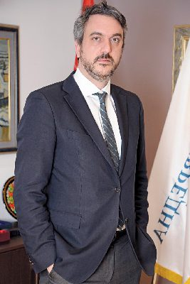 Marko Čadež, President Of The Chamber Of Commerce & Industry Of Serbia