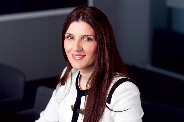 Milena Jaksic Papac, President of the Human Resources Committee of the FIC