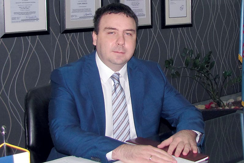 Mladen Petkovic, General Manager at Krusik