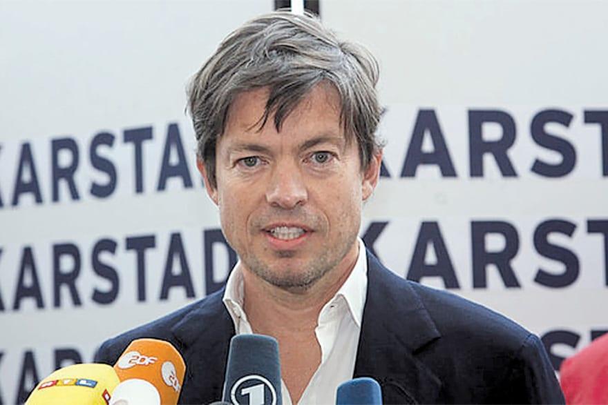 Nicolas Berggruen, Homeless Billionaire