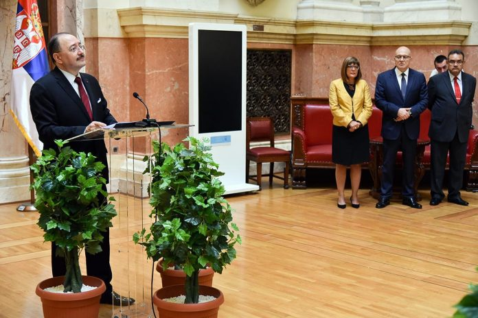 The World of Rivera and Khalo in Belgrade Ambassador Marco Antonio Garcia Blanco
