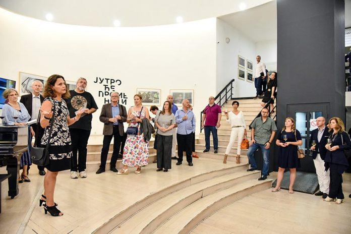 Ambassador Alona Fisher-Kamm Opens the Days of Israeli Films