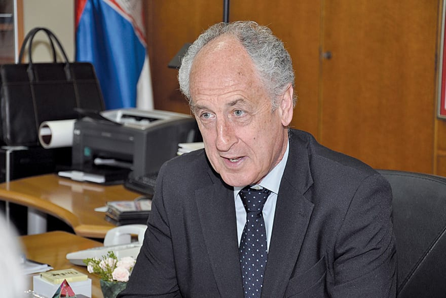 Paco Borao President of AIMS
