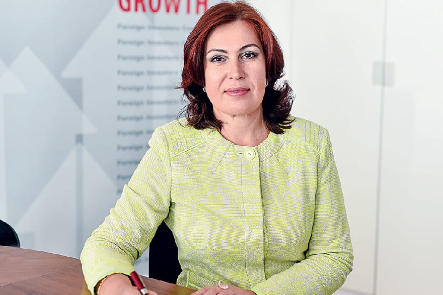 Yana Mikhailova, President of the Foreign Investors Council and CEO of Nestlé South East Market