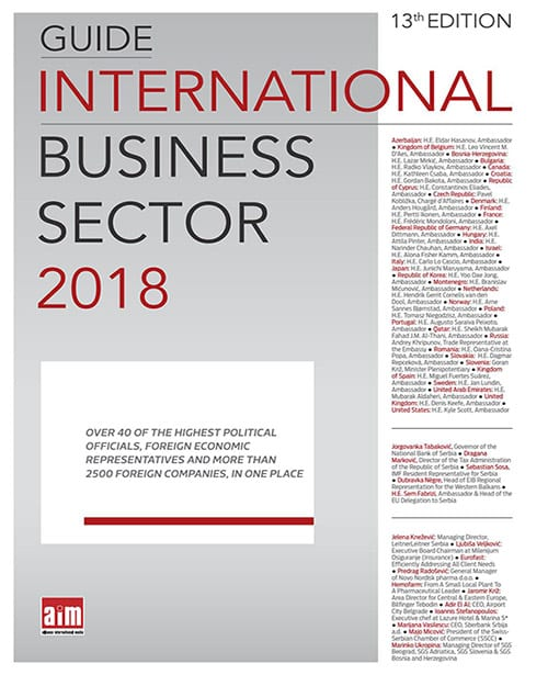 International Business Sector 2018