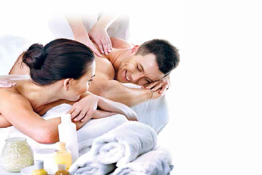 Holiday In The Waning Of Summer Massage