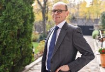 Arne Sannes Bjornstad Ambassador Of Norway To Serbia
