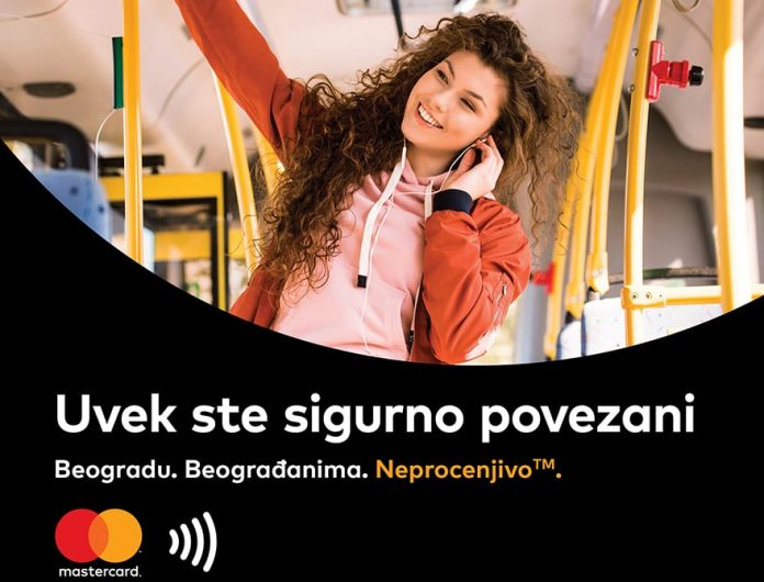 Public transport costs reduced for Mastercard and Maestro contactless cardholders