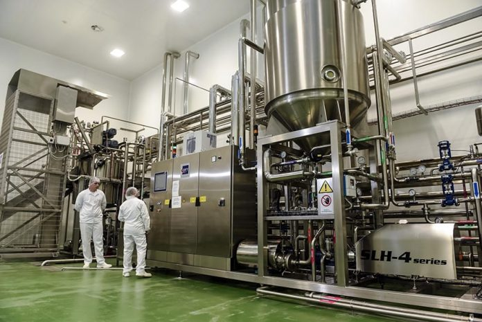 Baby food factory in Dobanovci opened