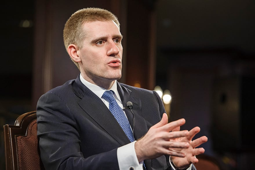 Igor Lukšić, Deputy Prime Minister and Minister of Foreign Affairs and European Integration of Montenegro