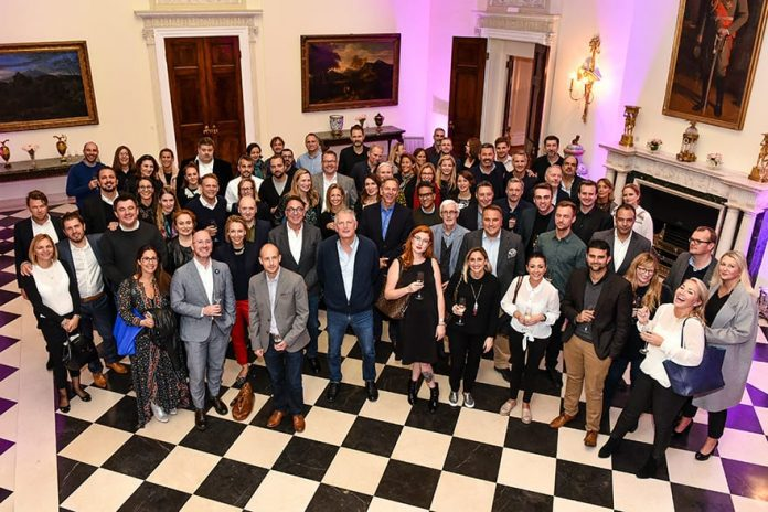 Business leaders McCann Worldgroup in Belgrade