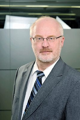 Martin Knapp, Executive Member Of The AHK Serbien