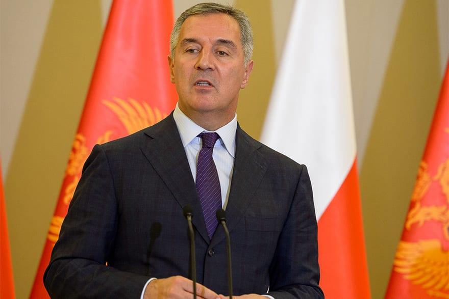 Milo Djukanović, Prime Minister of the Republic of Montenegro
