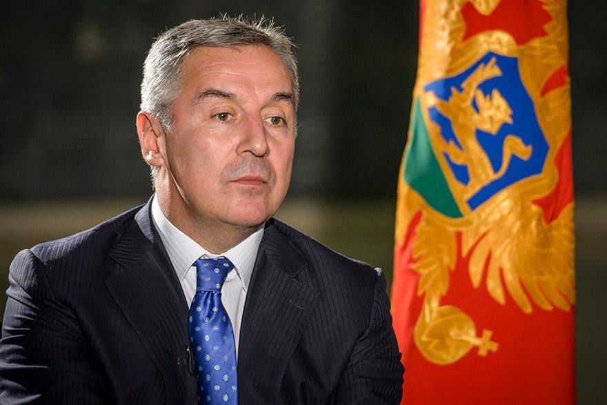 Milo Djukanović, Prime Minister of the Republic of Montenegro