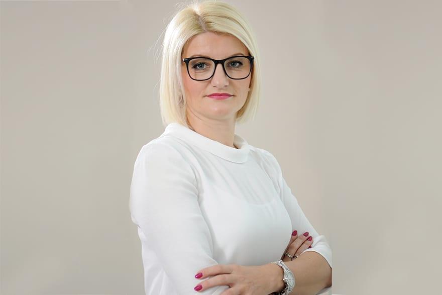 Nataša Krejic Partner Lawyer, Sajić Law Office, Banja Luka