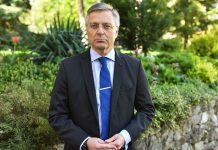 Pertti Juhani Ikonen Ambassador Of Finland To Serbia