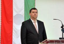 Ambassador of Hungary H.E. Attila Pintér