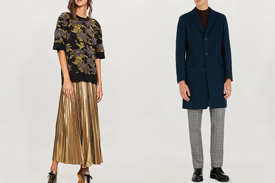 Fashion: Despite The Wind & Rain