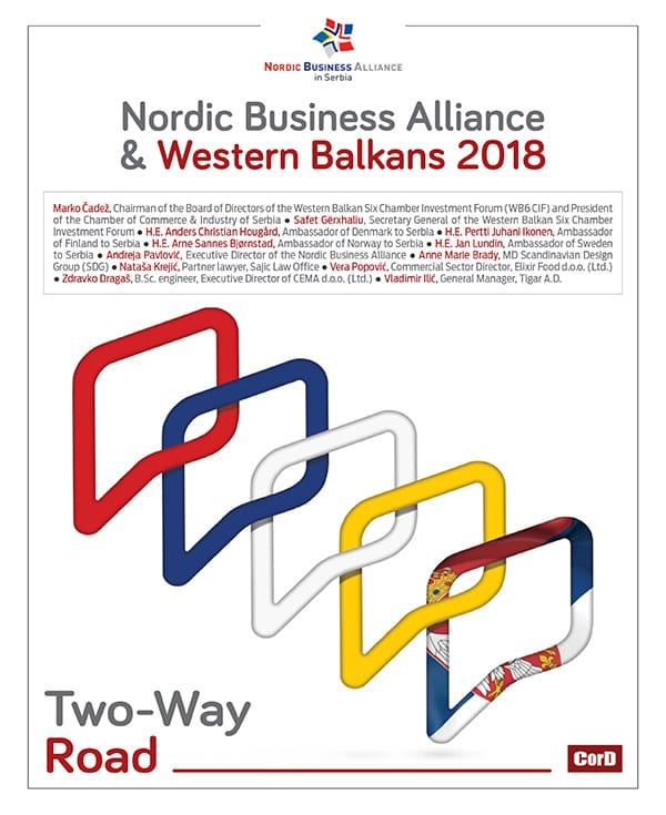 Nordic Business Alliance & Western Balkans 2018