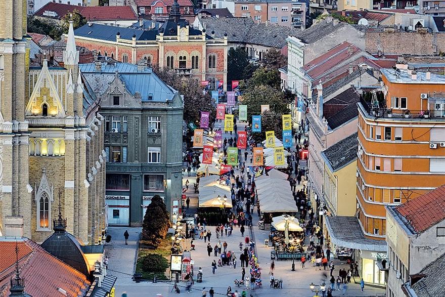 Novi Sad, Cord Magazine