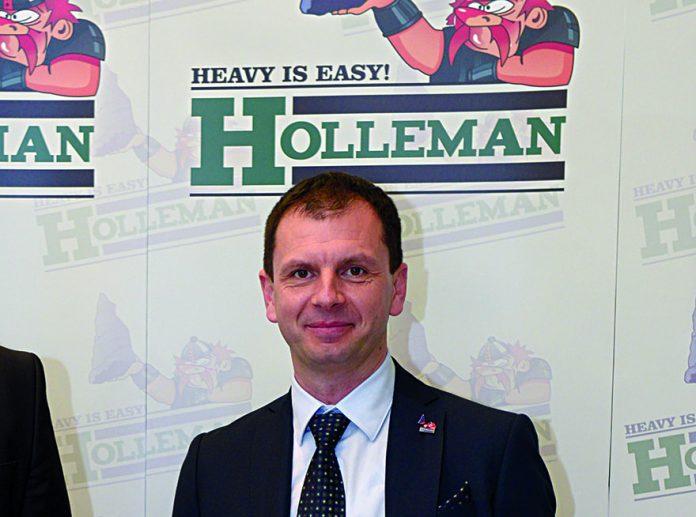 Dejan Tubić, Director, Holleman Transport