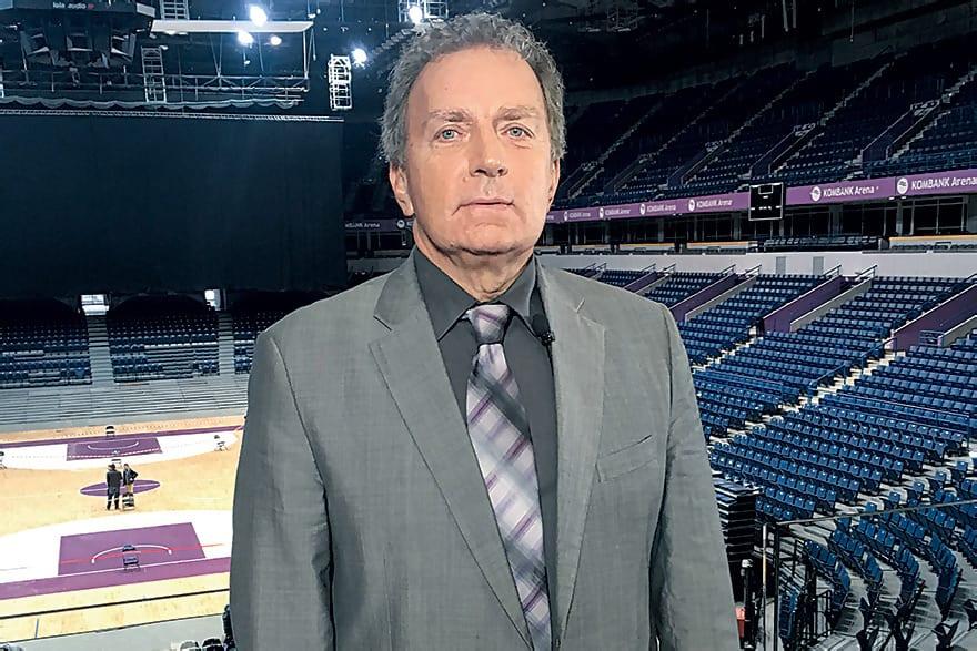 Đorđe Milutinović, Štark Arena Advisor, The Promoter