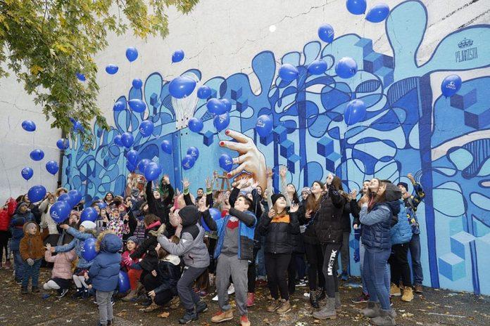 UNICEF & UNIQA mark World Children's Day