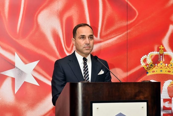 Turkish Embassy Marks the 95th Anniversary of Republic Day