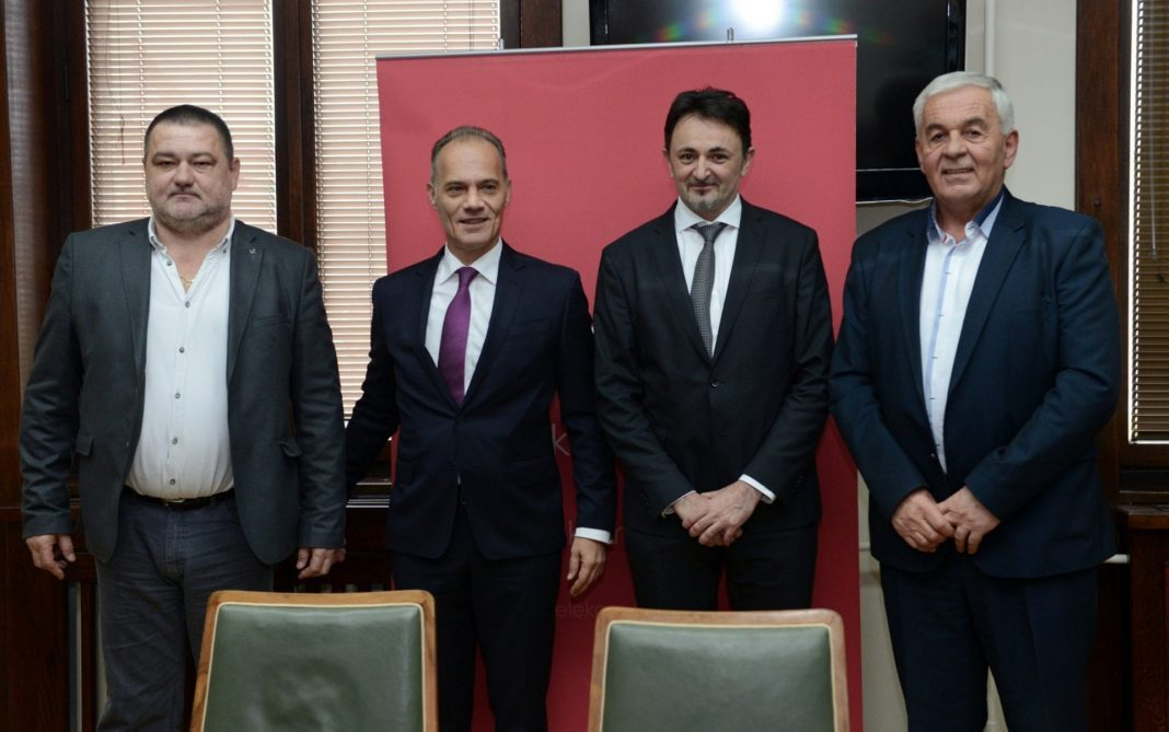 Telekom Srbija sign the Agreement on conditions for voluntary departure of employees
