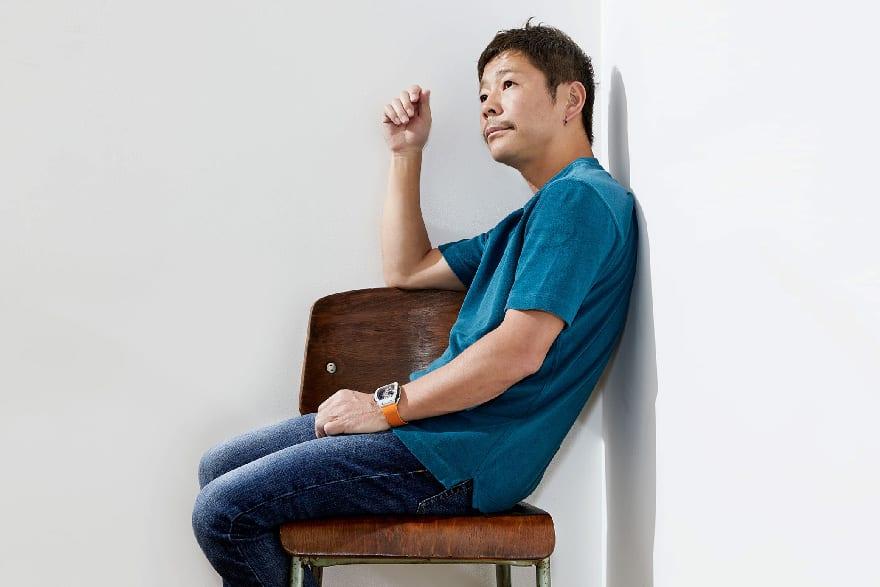 Yusaku Maezawa, Japan's Corporate Enfant Terrible