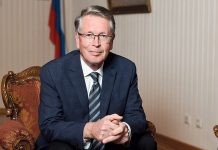 Alexander Chepurin, Ambassador of the Russian Federation to Serbia