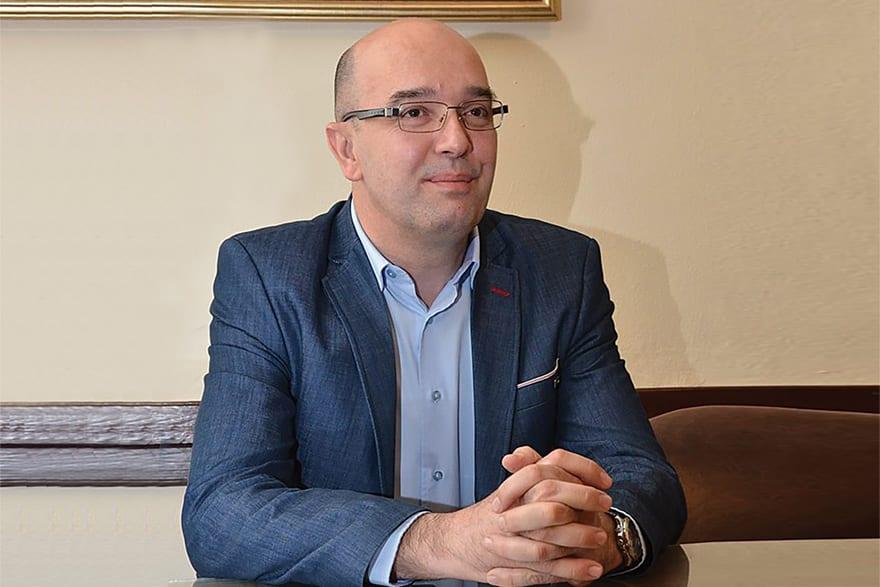 Bane Spasović, Mayor of Požarevac
