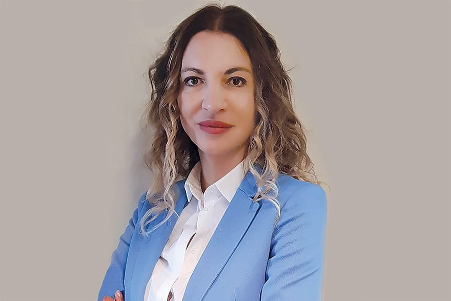 Biljana Tomović, BMI Country Managing Director for Serbia and Montenegro