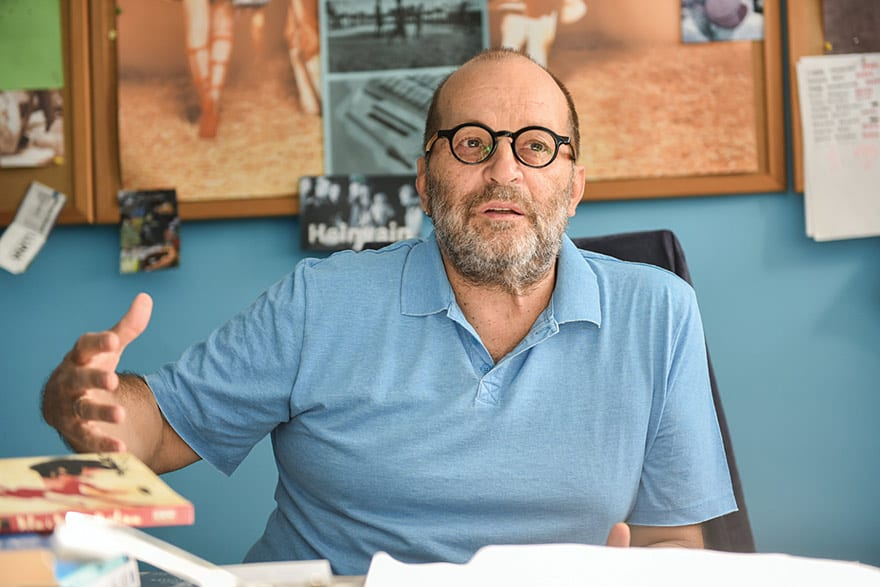 Boris Miljković, Creative director of Serbian National Television Company RTS