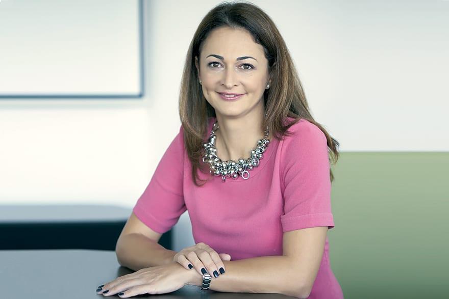 Marijana Vasilescu, CEO, Sberbank Srbija