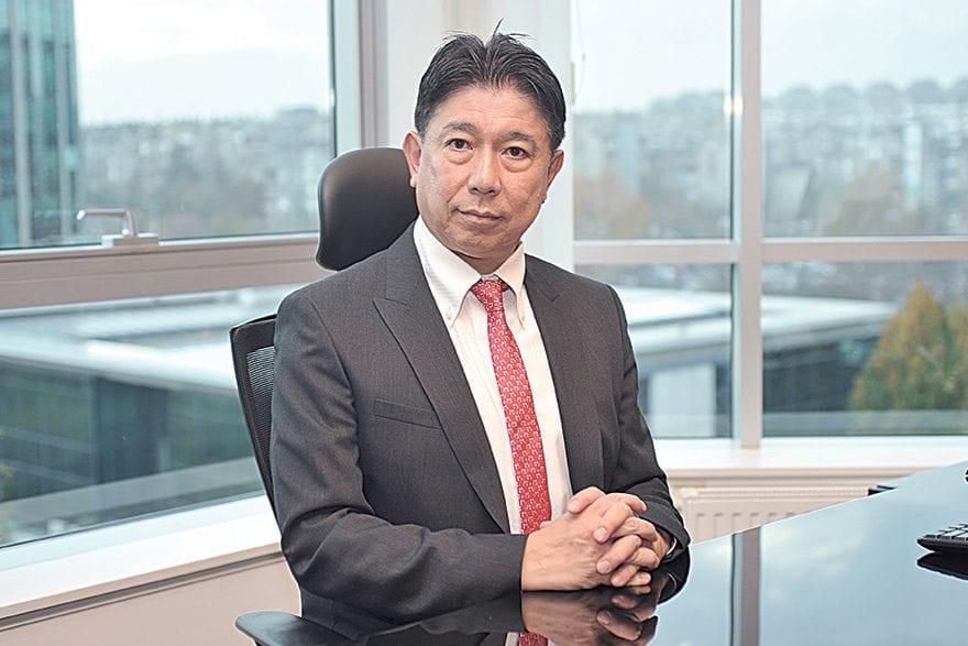 Naoki Tsukada Mitsubishi