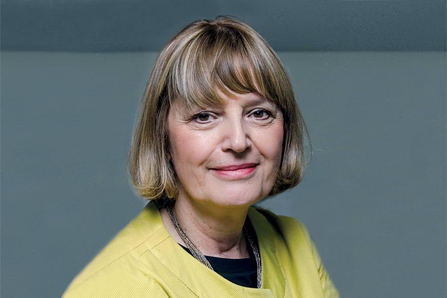 Vesna Brzev-Ćurčić, Training Psychoanalyst and Supervisor Medical Psychology Specialist,